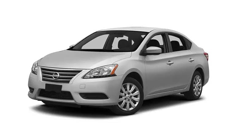 The 2013 Nissan Sentra is among the models most likely to need a transmission replacement.