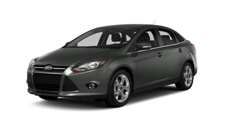The 2014 Ford Focus is among the models most likely to need a transmission replacement.