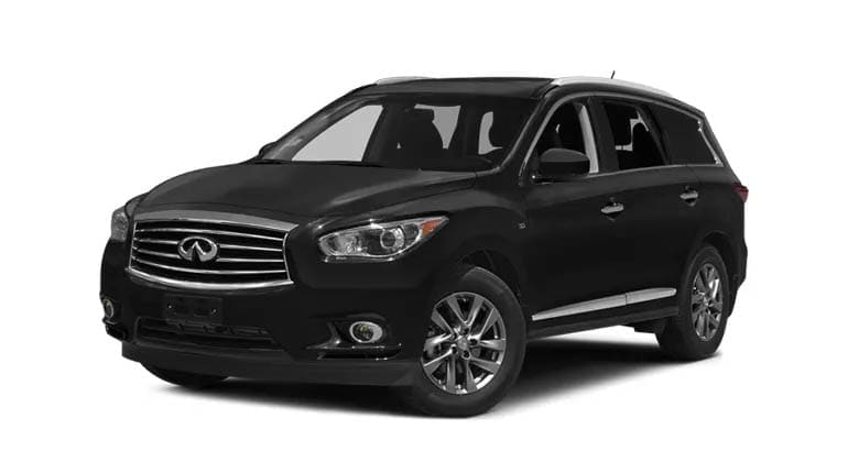 The 2014 Infiniti QX60 is among the models most likely to need a transmission replacement.