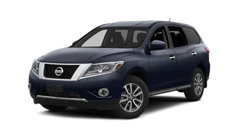 The 2014 Nissan Pathfinder is among the models most likely to need a transmission replacement.