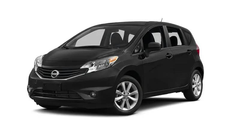 The 2014 Nissan Versa Note is among the models most likely to need a transmission replacement.