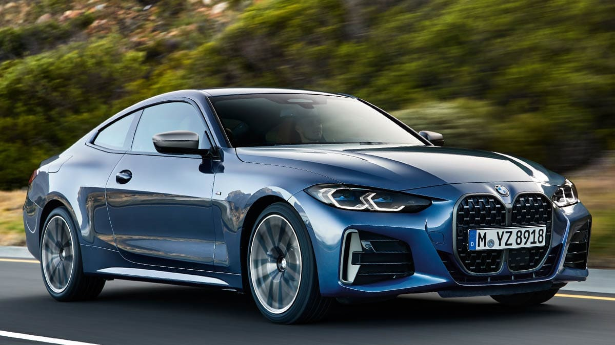 Preview: Sporty 2021 BMW 4 Series Gets a Whole New Look
