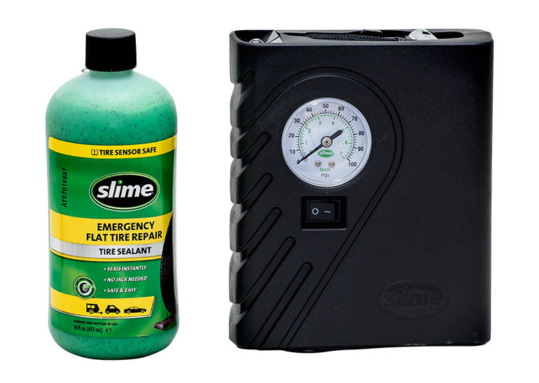 Slime Smart Spair Emergency Flat Tire Repair Kit tire sealant kit