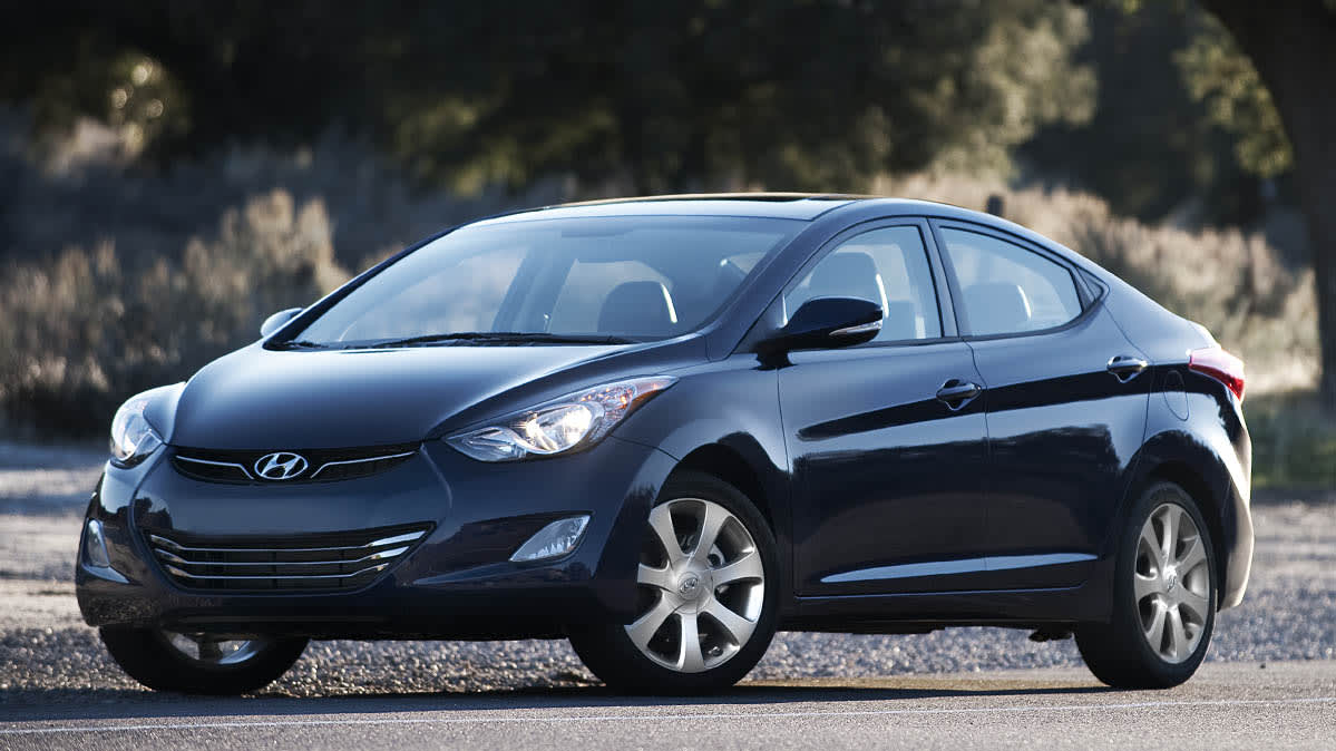 2012 Hyundai Elantra is recalled for fire risk