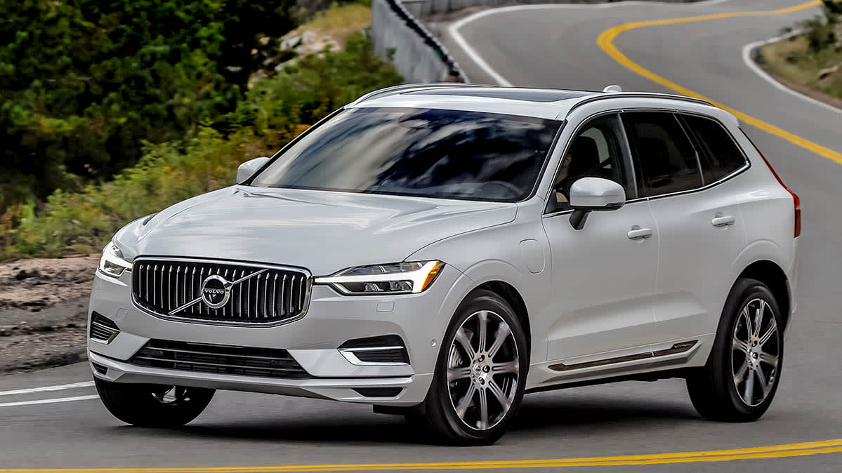 2018 Volvo XC60 is among the Volvos recalled for seat belt concerns