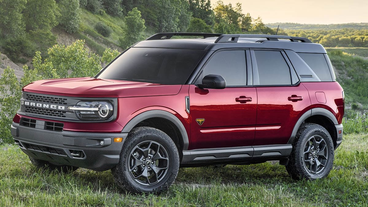 2021 Ford Bronco Sport Preview - Consumer Reports