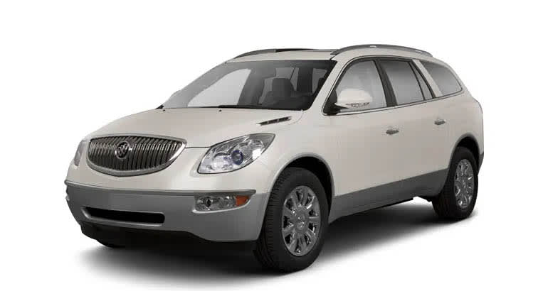 2012 Buick Enclave is among the cars that are most likely to have air conditioning problems