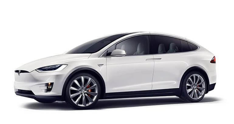 2016 Tesla Model X is among the cars that are most likely to have air conditioning problems