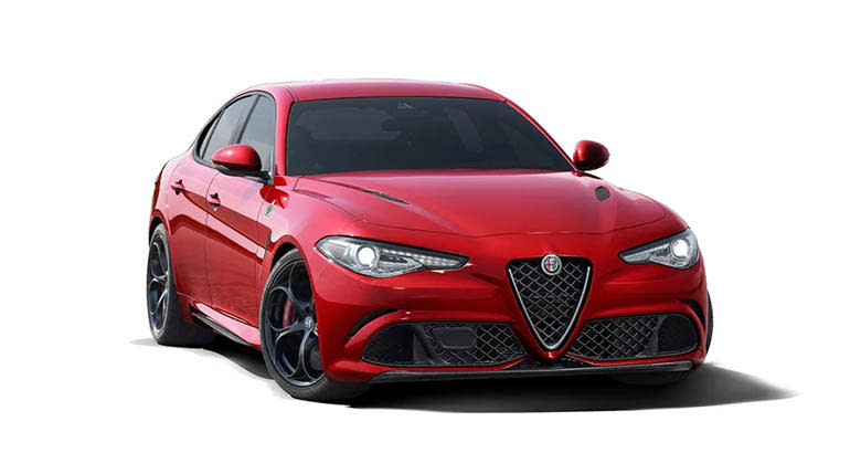 2017 Alfa Romeo Giulia is among the cars that are most likely to have air conditioning problems