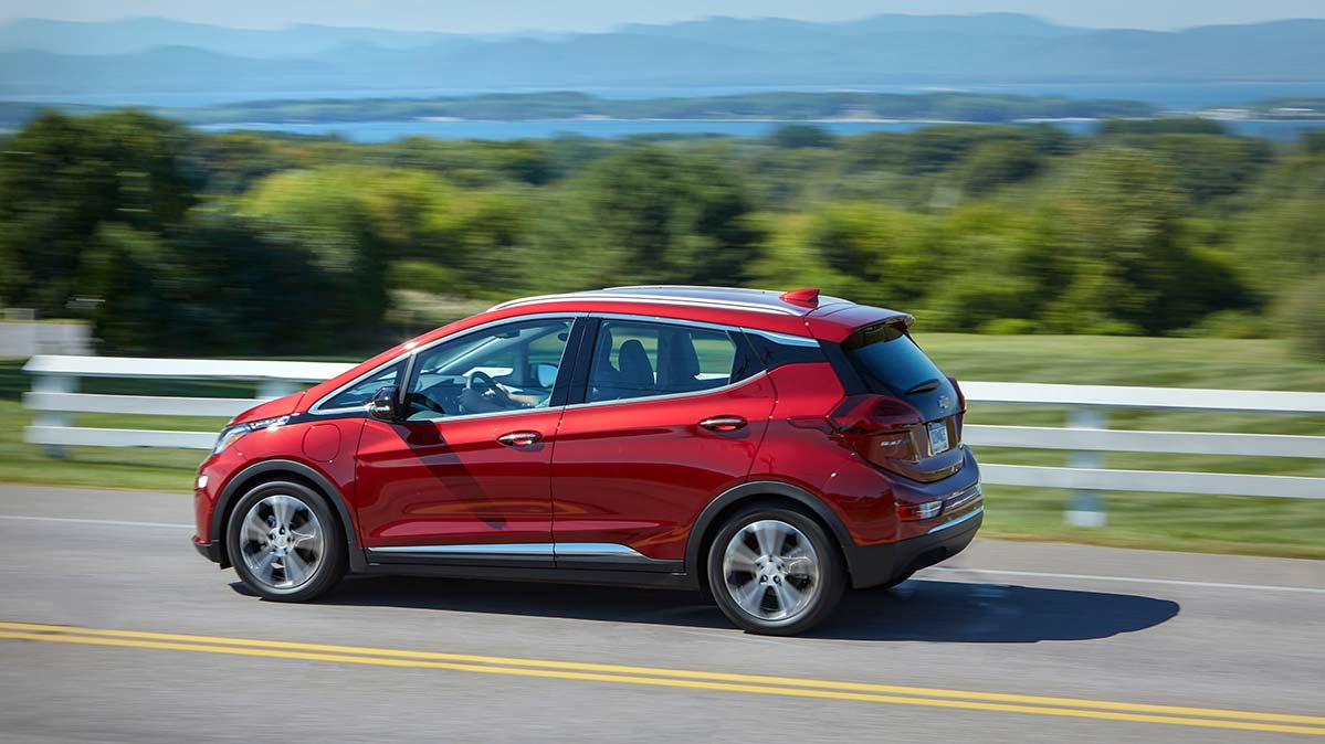 Pay Less for Vehicle Maintenance with an EV like the Chevrolet Bolt