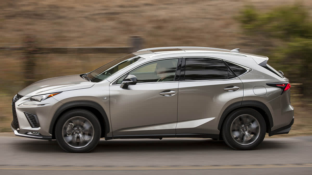 Most Reliable Cars includes 2021 Lexus NX