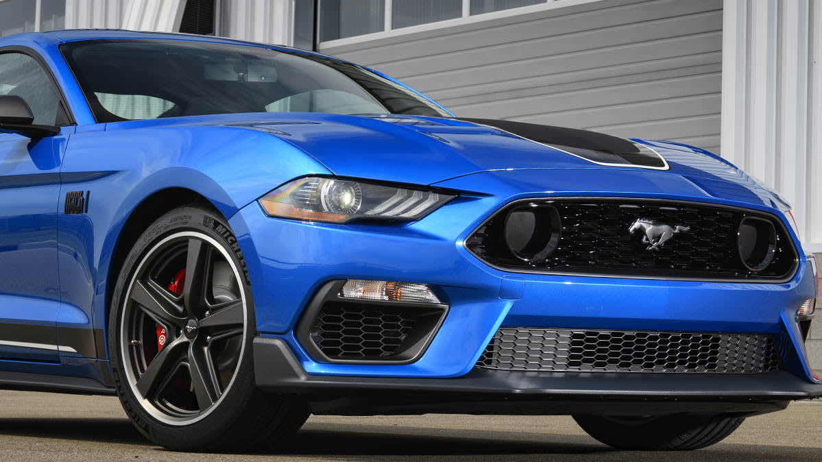 Best American Cars, SUVs, and Trucks featuring the Ford Mustang