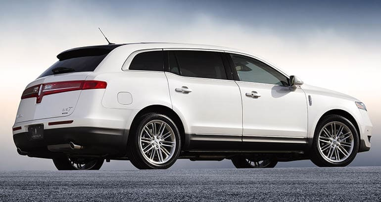 2013 Lincoln MKT is recalled
