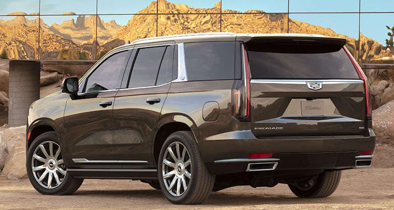 2021 Cadillac Escalade Preview - Consumer Reports