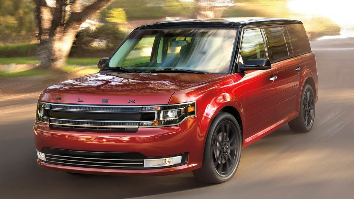 Ford Flex and Taurus, Lincoln MKT Recalled Due to Risk of Rear Suspension Failure