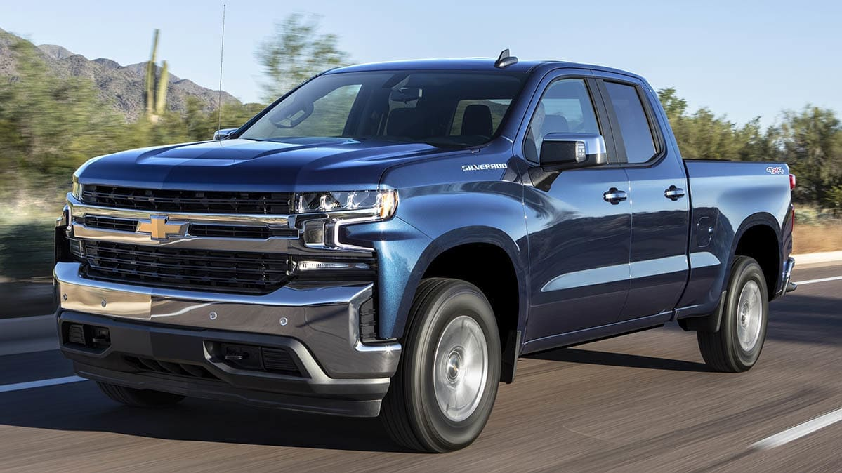Chevrolet Silverado and GMC Sierra Pickups Recalled Again for Brake System