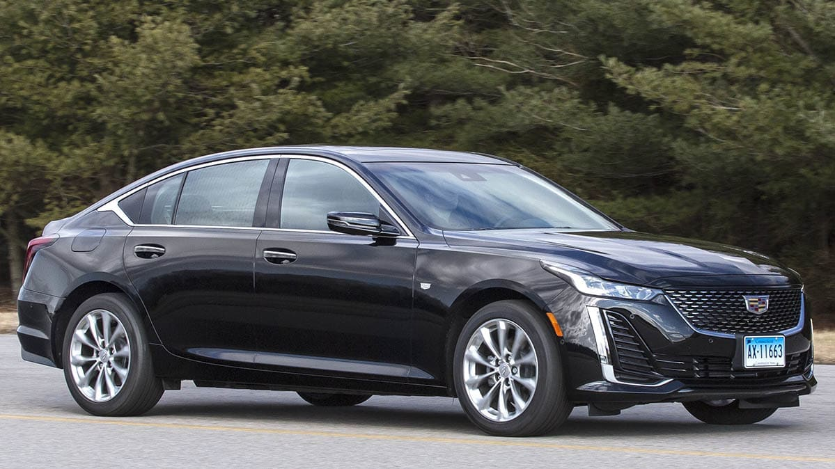First Drive: 2020 Cadillac CT5 Blends Comfort and Sport