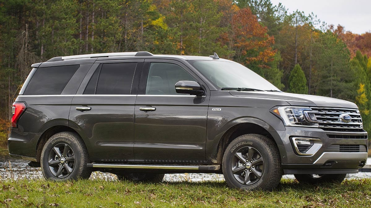 The Ford Expedition stands out for car owner satisfaction.