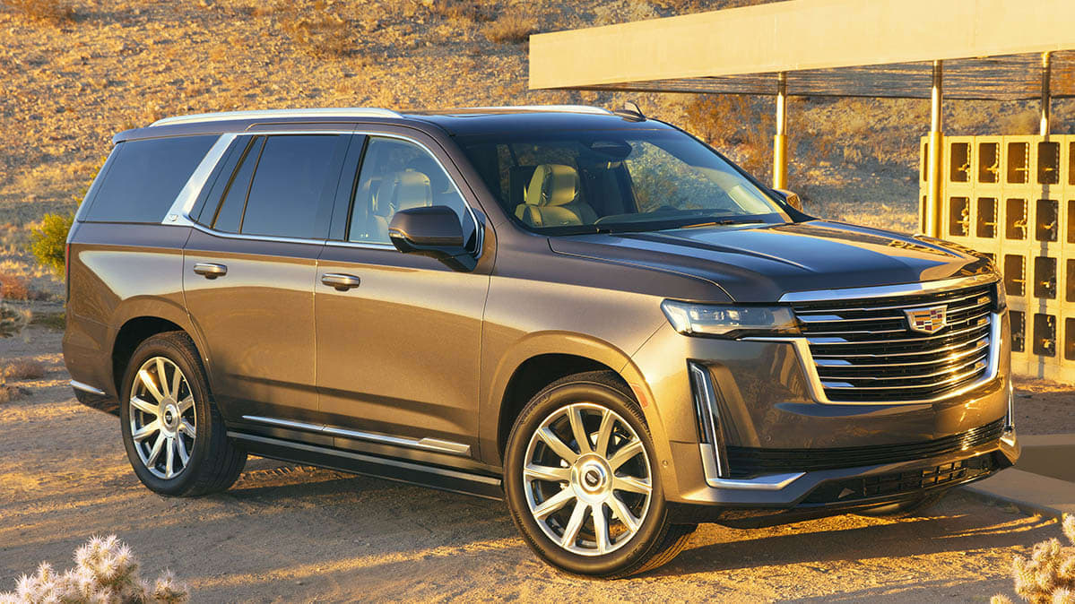 2021 Cadillac Escalade Preview Consumer Reports