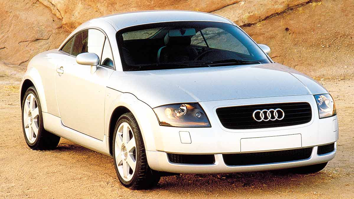 One of the vehicles included in the Audi Recall for NADI Takata Airbags