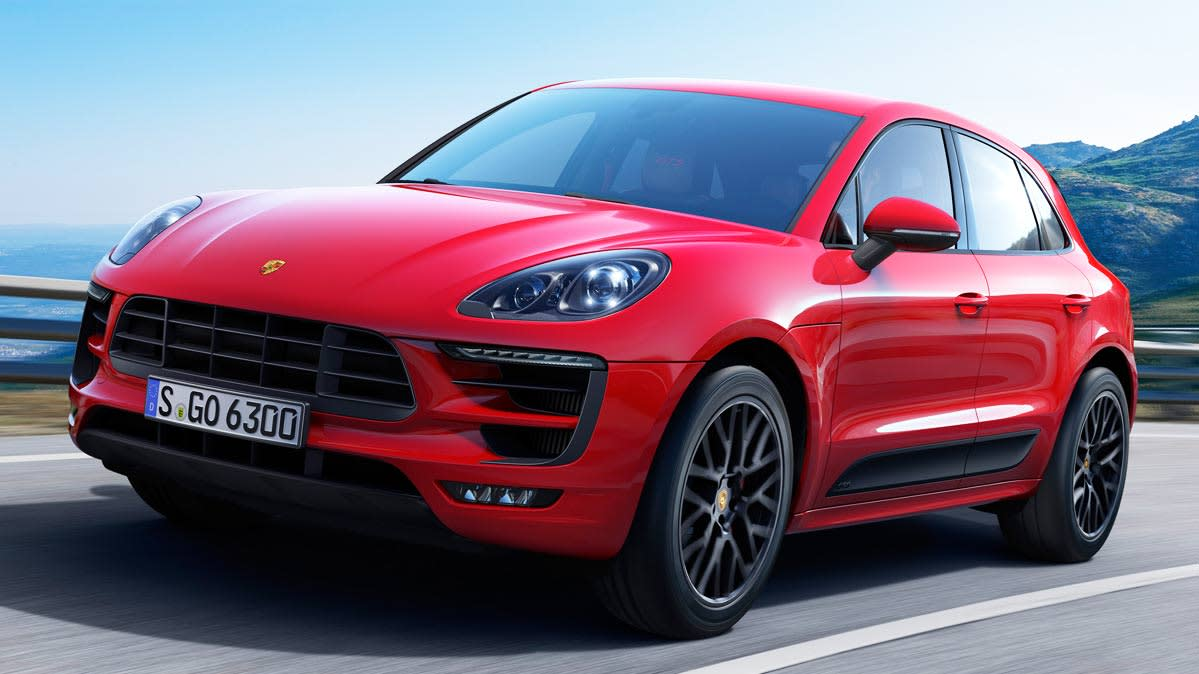 Porsche Macan SUVs Are Recalled Due to a Fire Risk