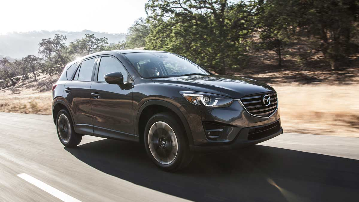 Mazda CX-5 SUVs Recalled for Daytime Running Light Failure