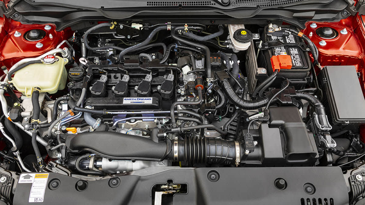 A car engine