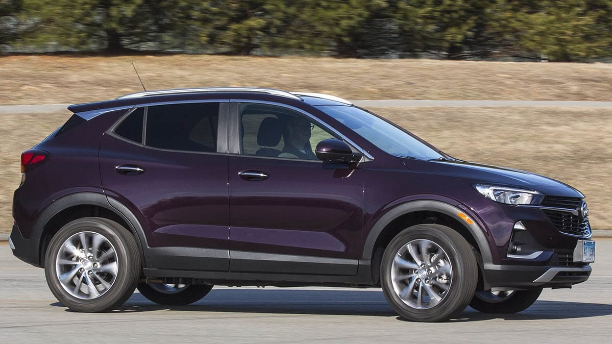 First Drive 2020 Buick Encore Gx Consumer Reports