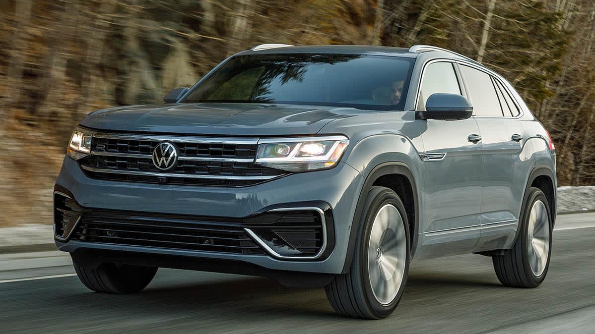 First Drive: 2020 Volkswagen Atlas Cross Sport Cranks Up Style, Tones Down Utility