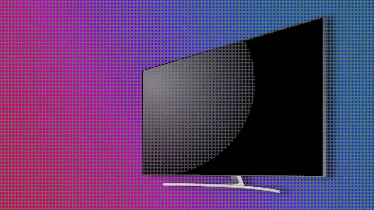 An illustration of a TV.
