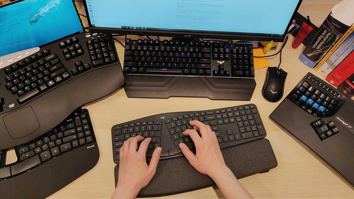 The Best Ergonomic Keyboard for You