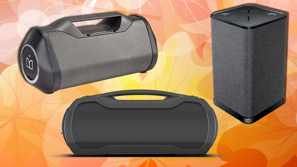 Best Wireless Speakers for a Backyard Get-Together
