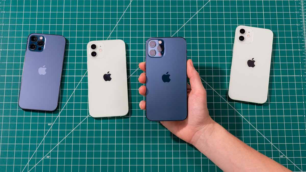 First Look: iPhone 12 and 12 Pro
