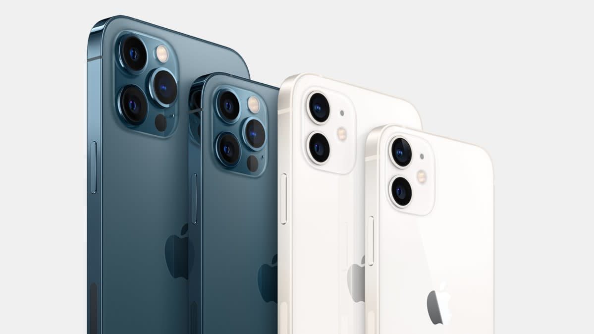 Best Deals on the iPhone 12, 12 Mini, 12 Pro, and 12 Pro Max
