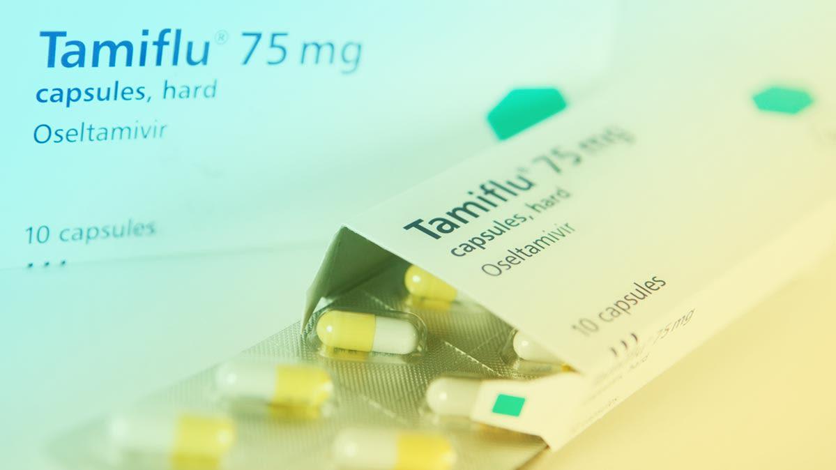 can take tamiflu before get flu