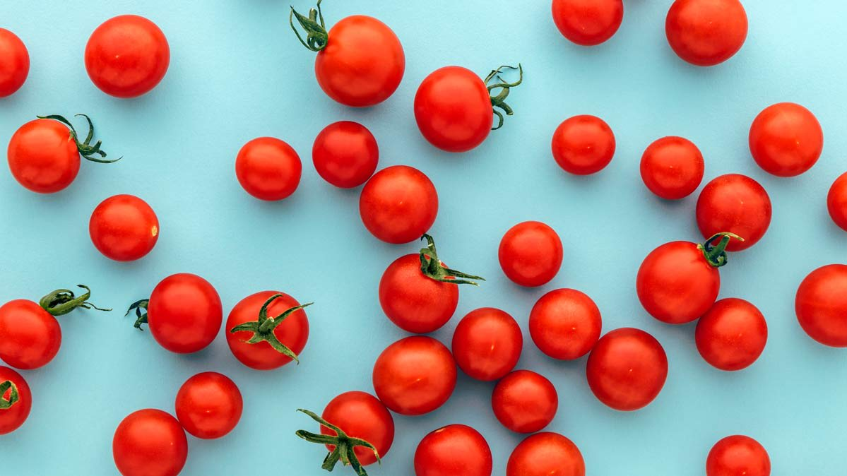 are tomatoes god for diet