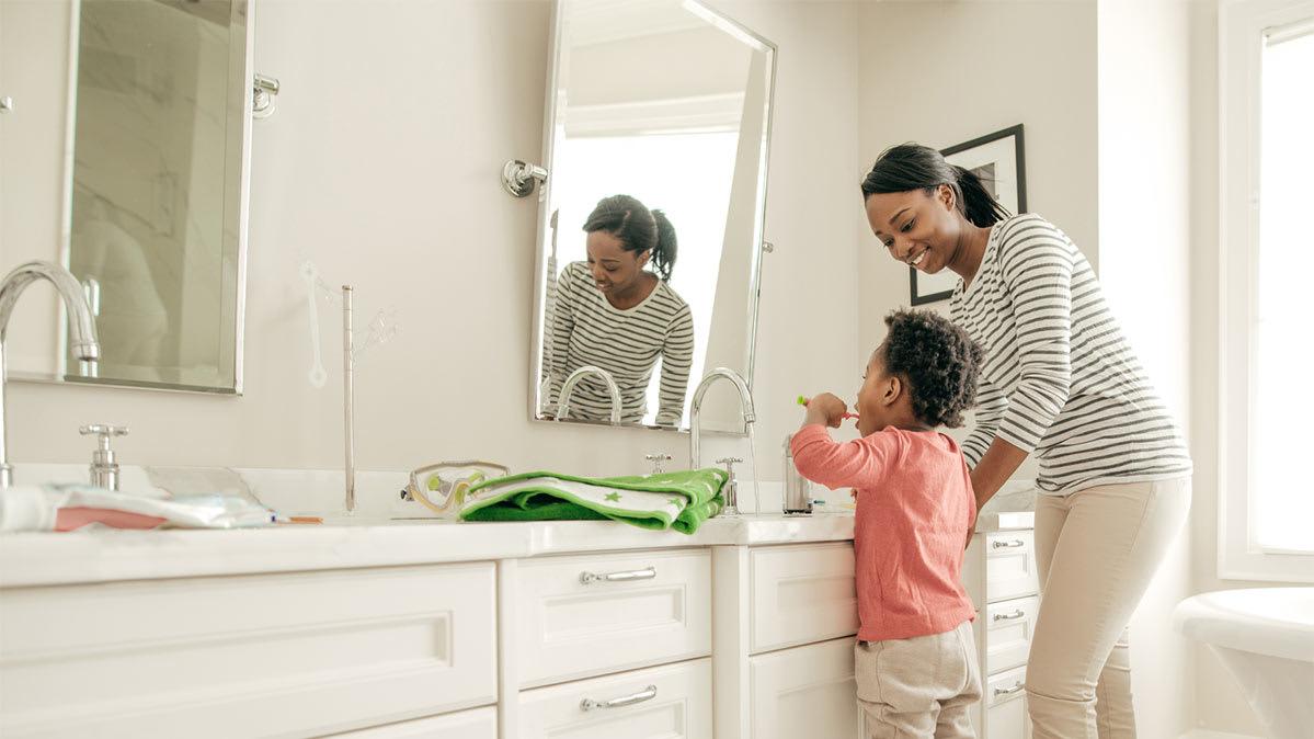 Best Countertops For Your Bathroom Vanity Consumer Reports