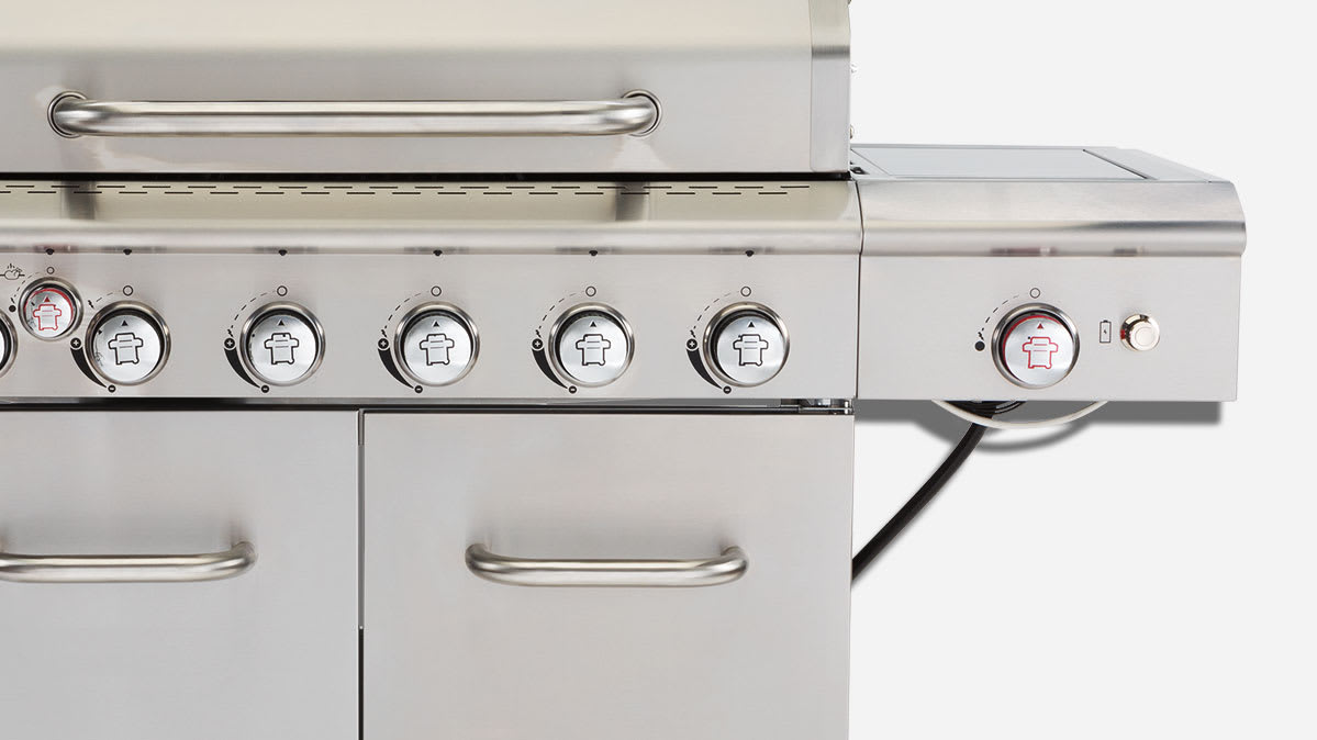 One of the best gas grills for $400 to $700.