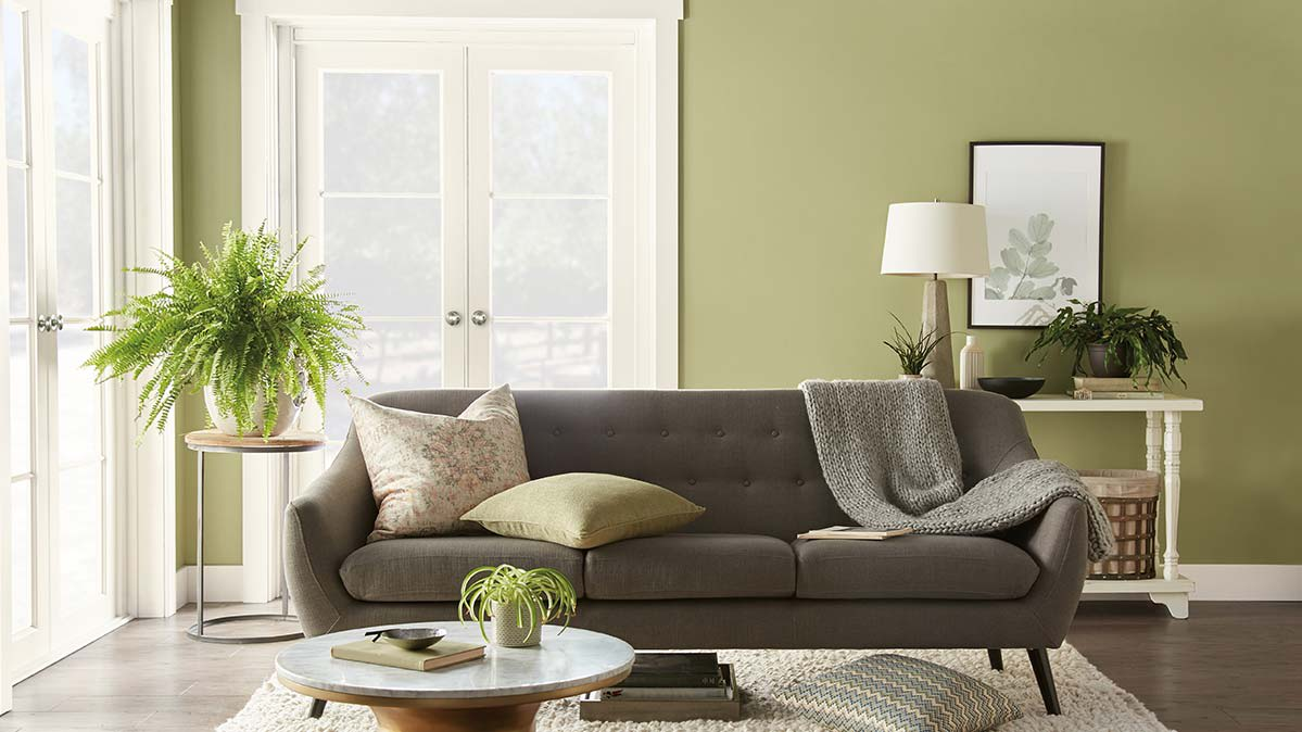 Hottest Interior Paint Colors of 2020