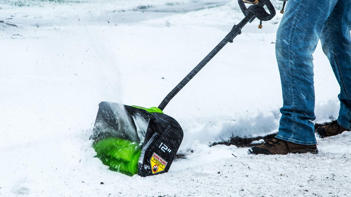 What's a Power Snow Shovel, and Do You Need One?