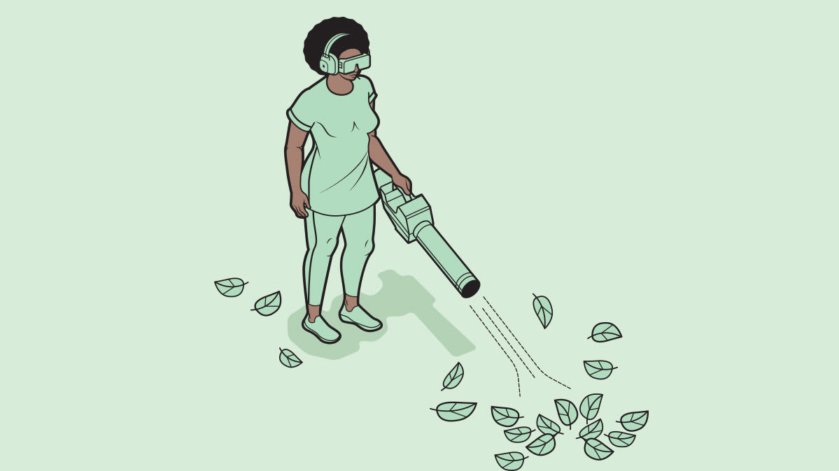 To Save Money Buy Electric Lawn Tools From the Same Brand