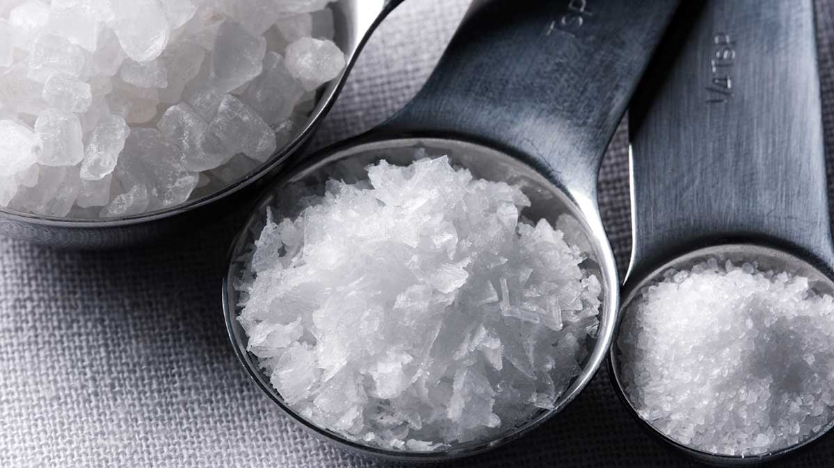 Are Some Salts Healthier Than Others?