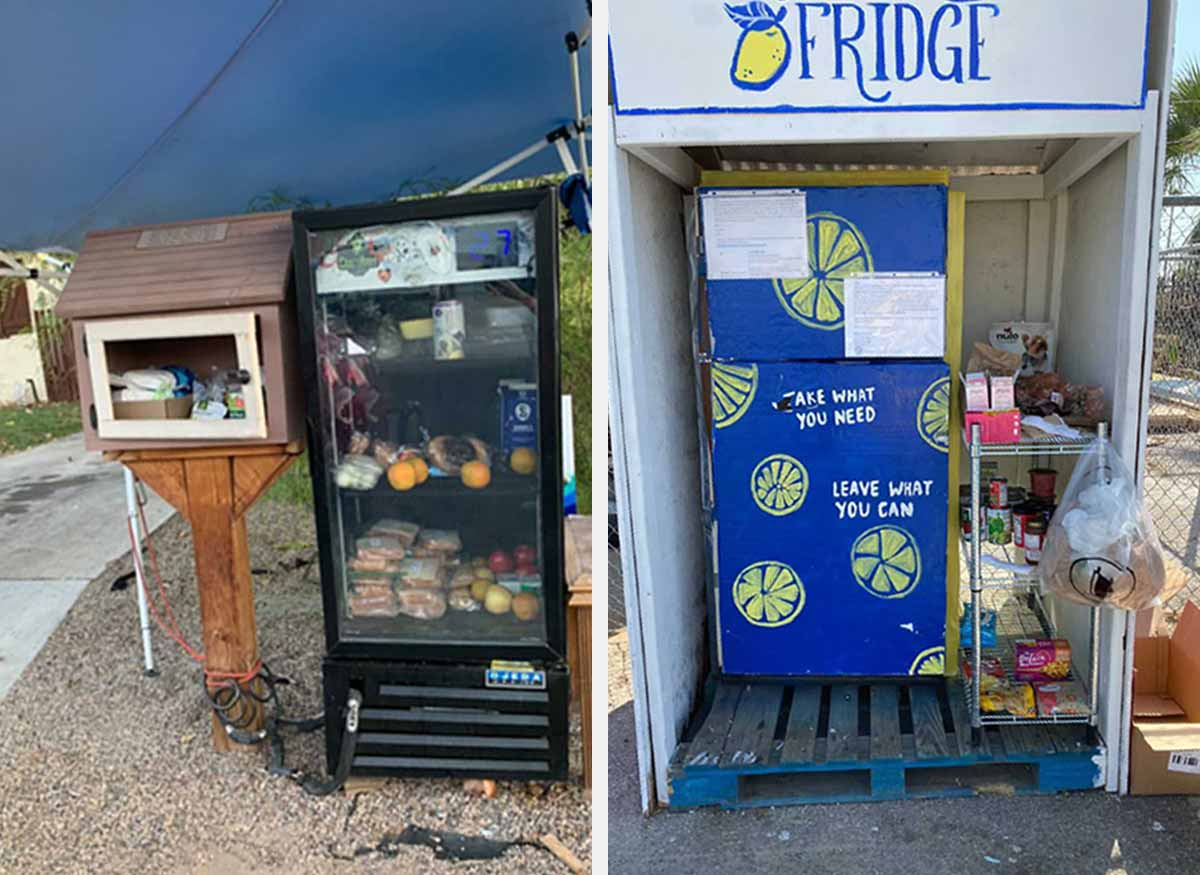 Las Vegas Community Fridges  LVTownFridge
