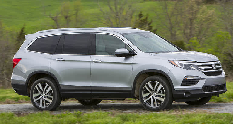 The 2016 Honda Pilot is among the used cars to avoid buying