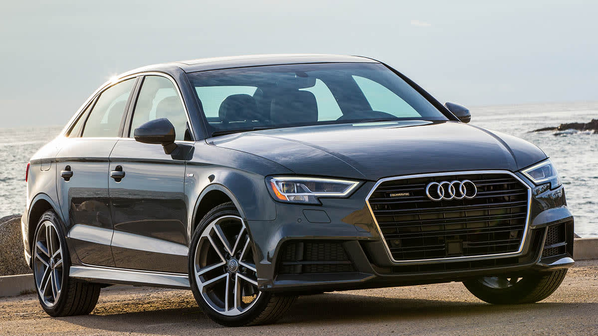 2017 Audi A3 recalled due to passenger airbag concerns