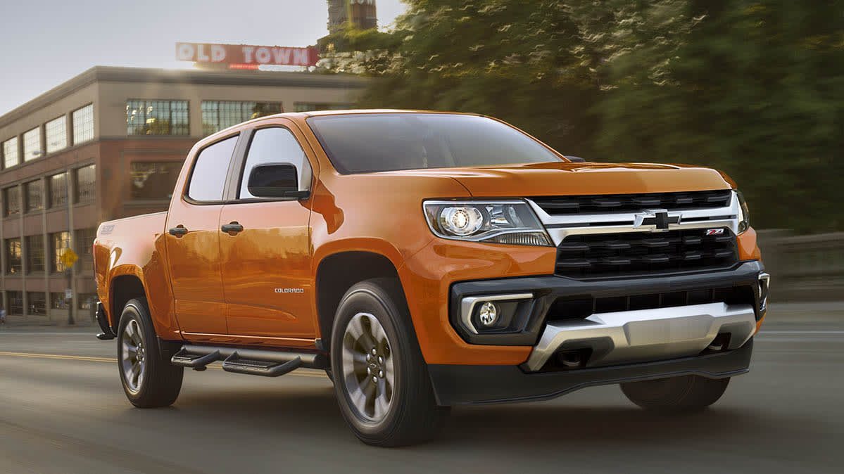 Popular cars to avoid include the Chevrolet Colorado