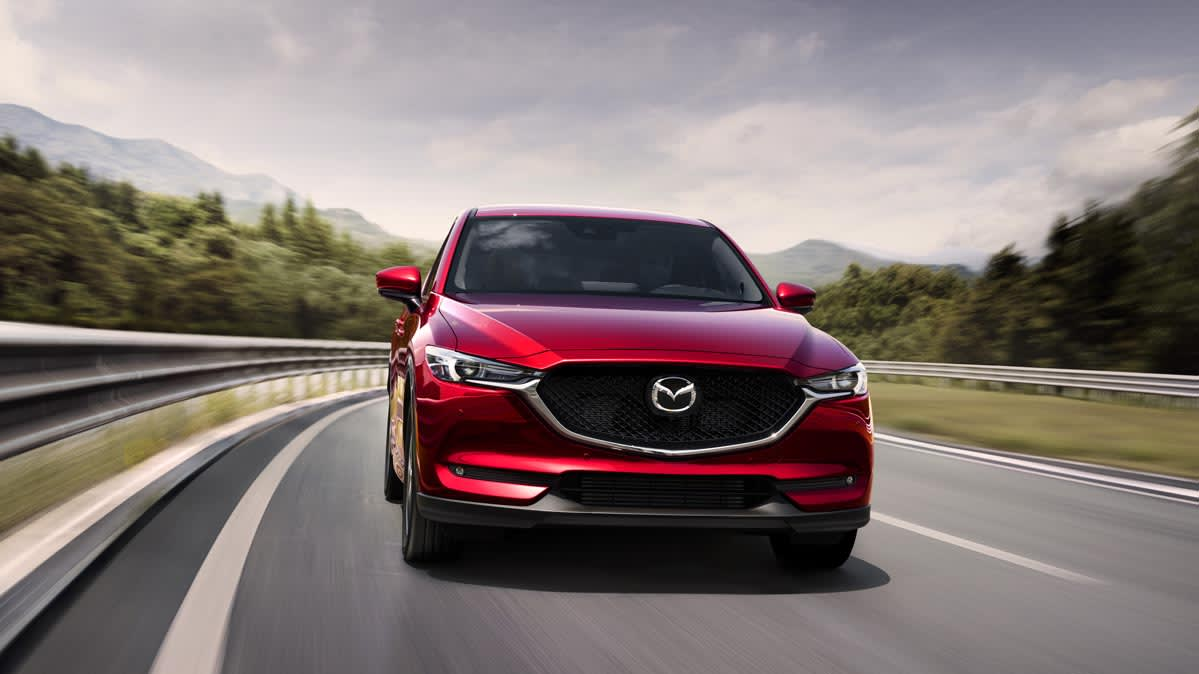 The 2021 Mazda CX-5 is one of the best SUVs for under $30,000