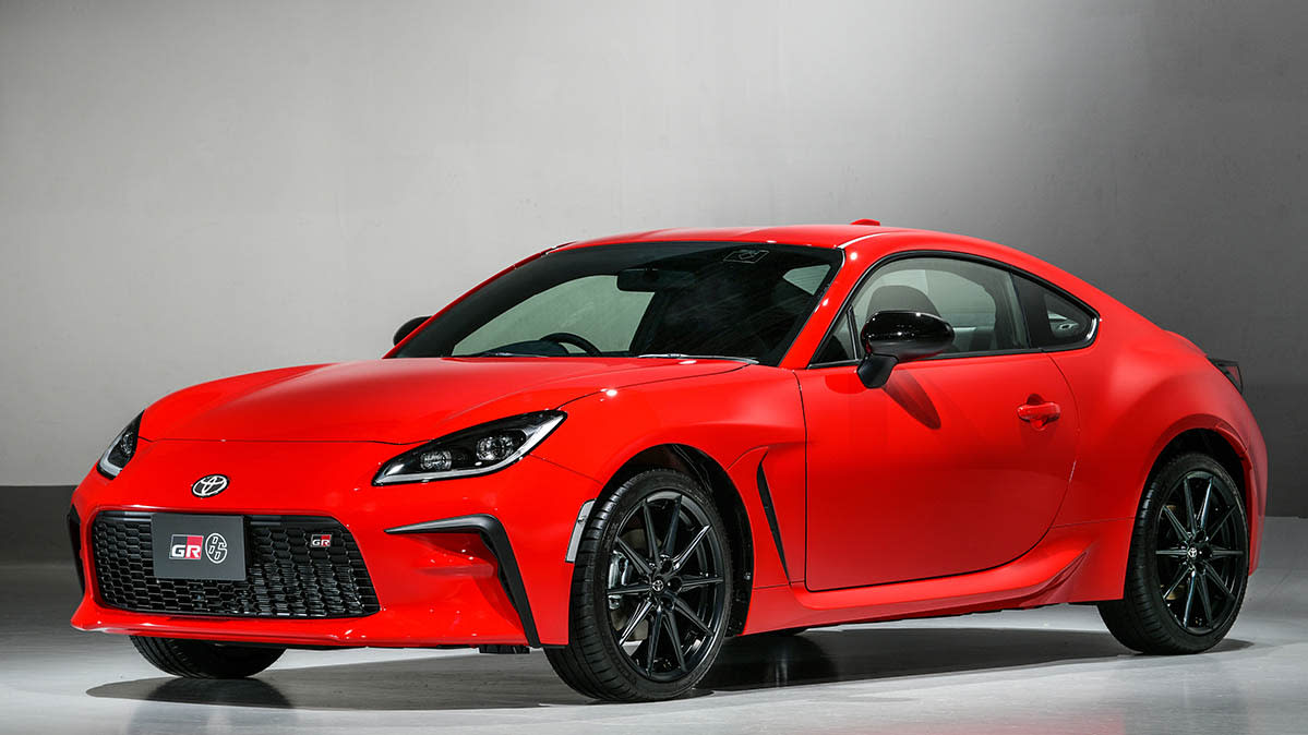 2022 Toyota GR86 Sports Car
