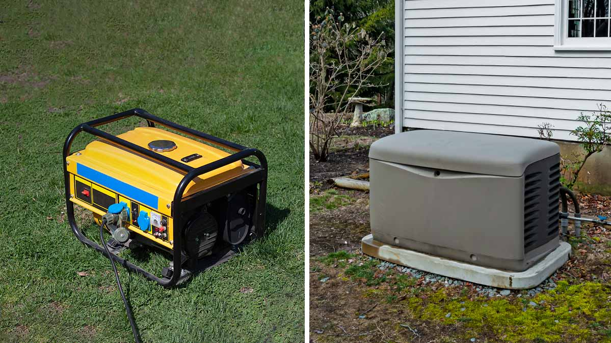 Portable vs. Standby Generators: Which Is Right for Your Home?
