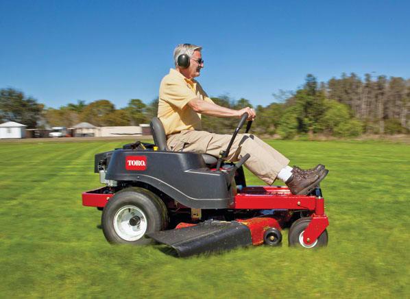 Toro TimeCutter Vs  John Deere | Faster Mowing - Consumer